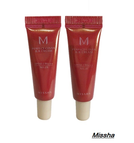 ВВ-крем Missha M Perfect Cover BB Cream SPF42/PA+++