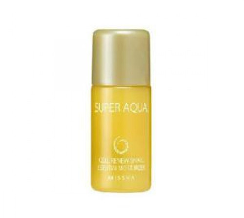 Регенерирующая эмульсия Missha Super Aqua Cell Renew Snail Essential Moisturizer 5ml