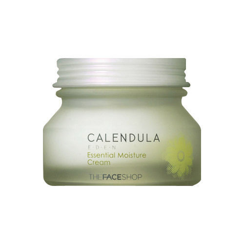 the-face-shop-calendula-eden-essential-moisture-cream